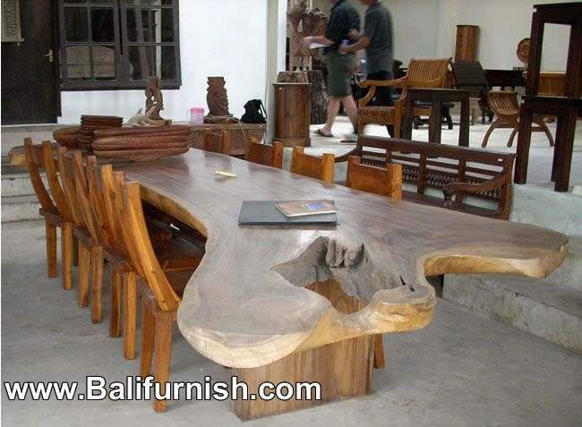Large Dining Table Teak Wood Furniture From Bali Indonesia Outdoor Dining Table Dining Table Wood Dining Table Large Dining Table