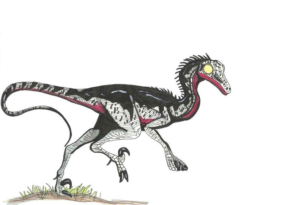 Troodon as seen in Jur...