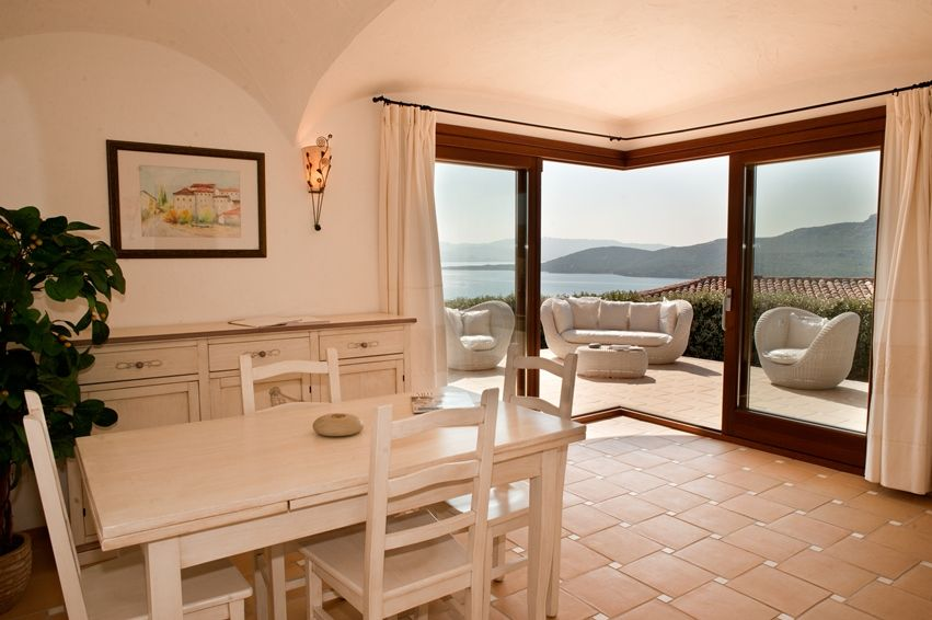 Resort Le Saline - Palau - V8 - Living room