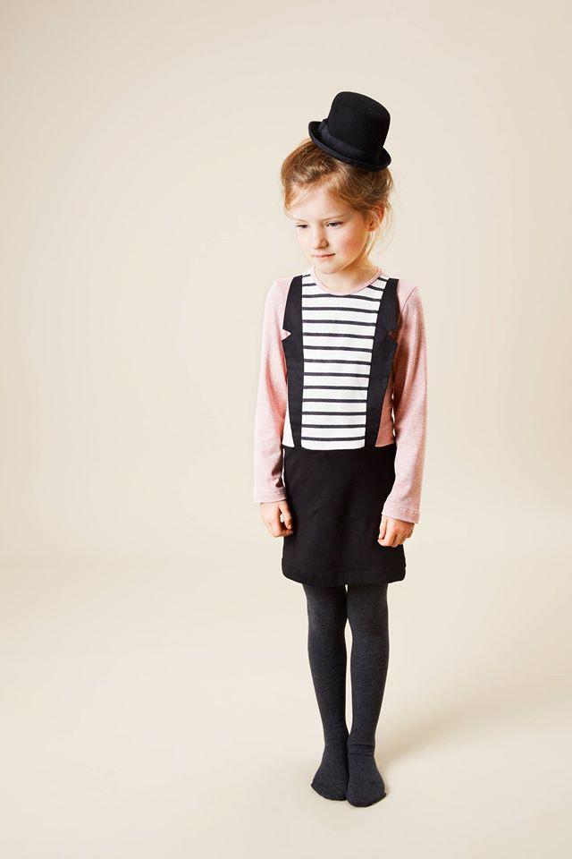 BANG BANG Copenhagen sweet girls dress for Autumn