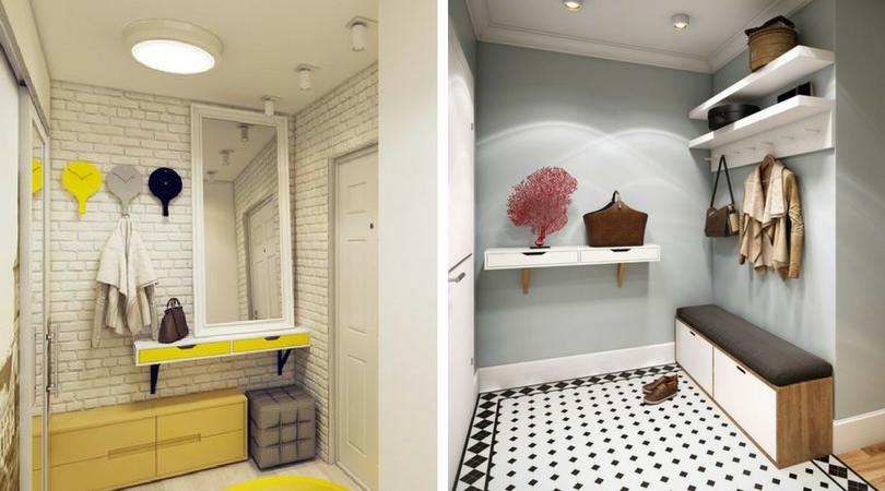 Aranzacja Malego Przedpokoju Inspiracje Dom W 2019 Bathroom