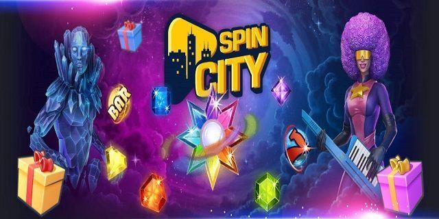 spin city казино онлайн
