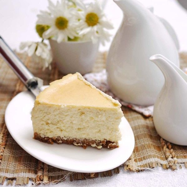 new york cheesecake...