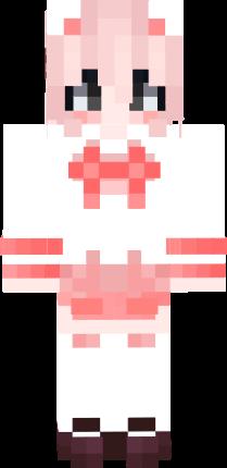 Simmy Pink Nova Skin Minecraft Skins Minecraft Mario Characters