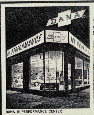 Dana Hipo Garage Chevy Sales Amp Service Chevrolet