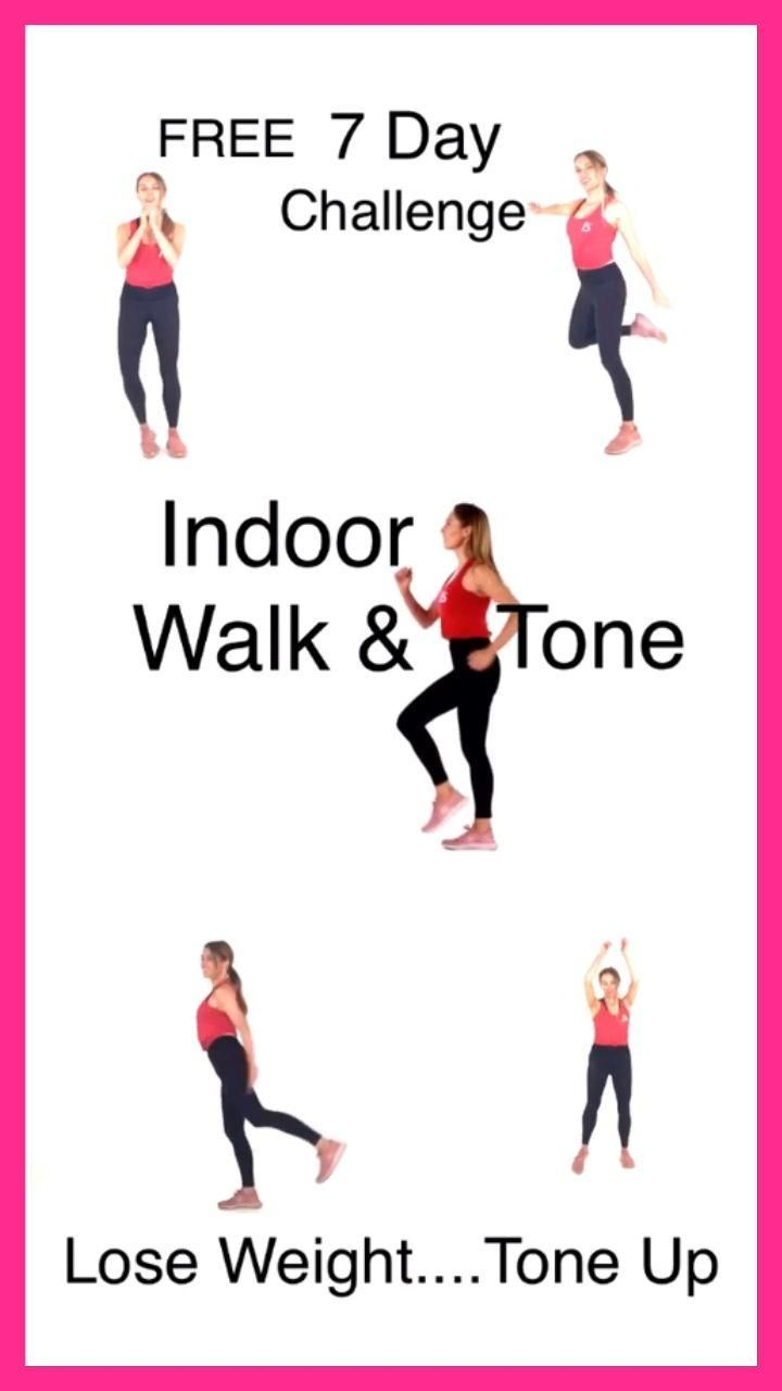 WALKING AT HOME CHALLENGE – LWR Fitness #fitness #home #fitness #challenge #walking #lwr