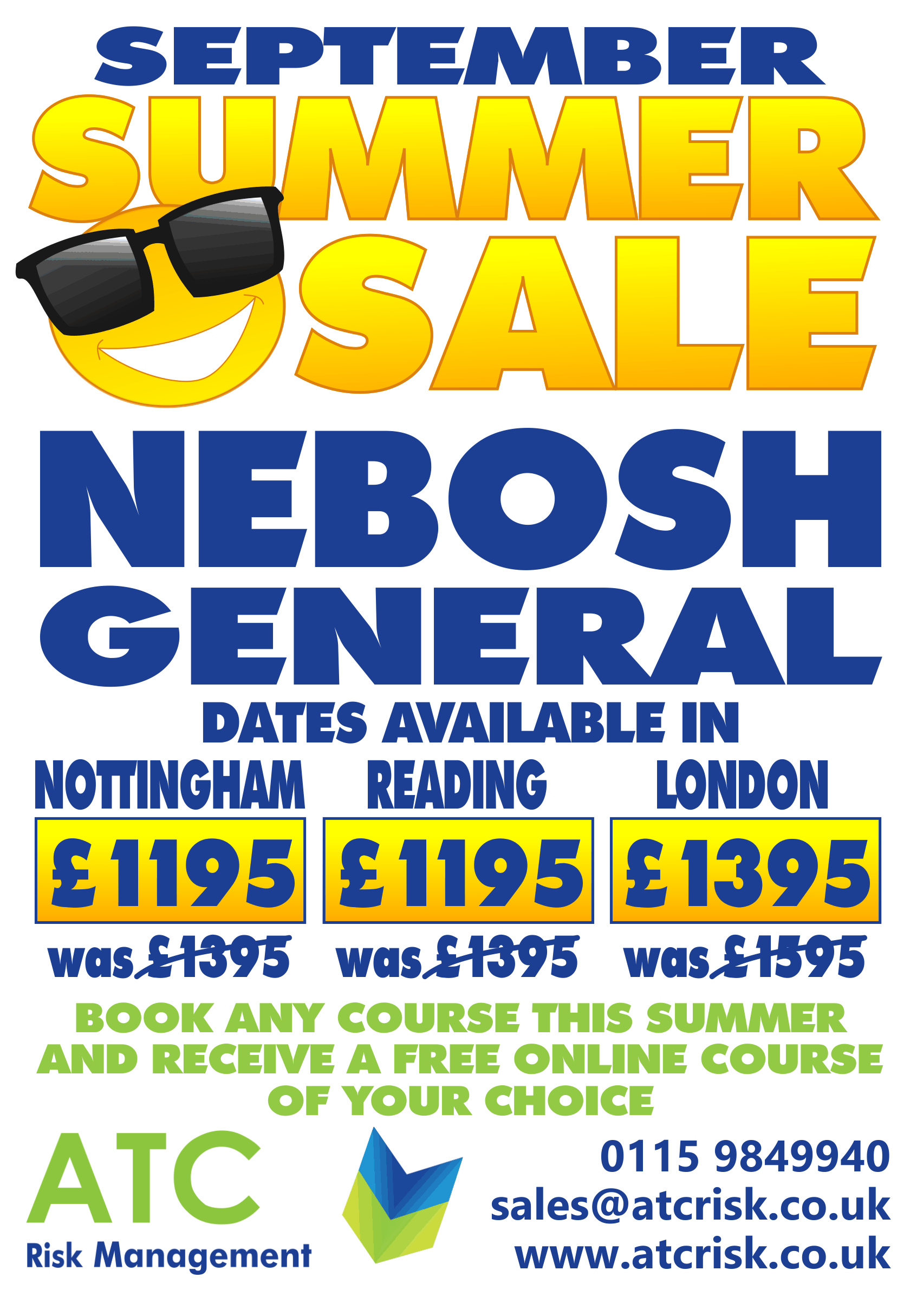 Check Out These Amazing Savings On Nebosh General Certificate