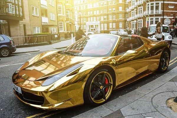 Estos Superautos Son Los Más Caros Del Mundo Sabes Cuánto Cuestan Ferrari 458 Autos Auto De Lujo