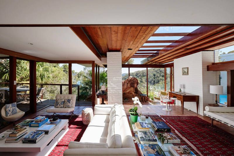 I 39 M Stalking A Mid Century Classic Bynya House On The