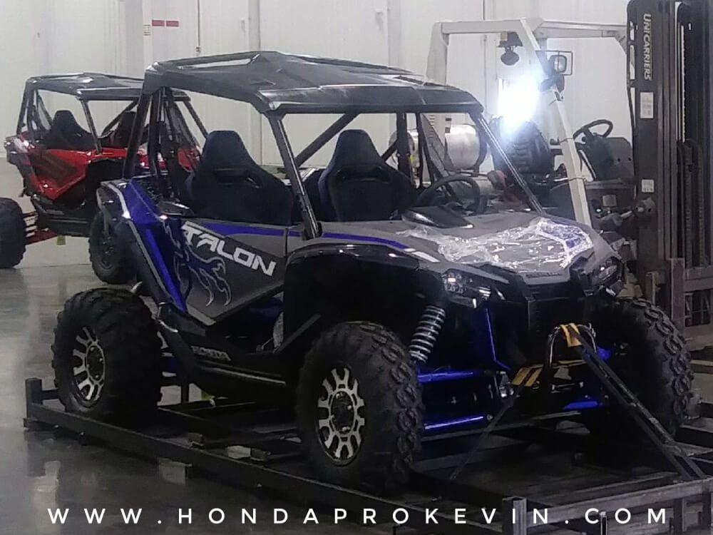 New 2019 Honda Talon 1000 Sport Side By Side Specs Release Date