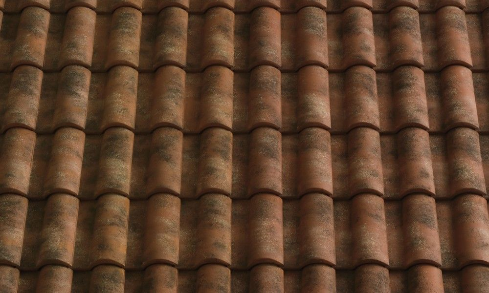 3d Roof Tiles Free Download 3d Models Amp Textures Portoghese By Roof Tiles Paper Houses Roof