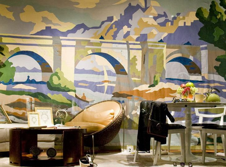 Curtis Paint By Number Wall Murals Divine