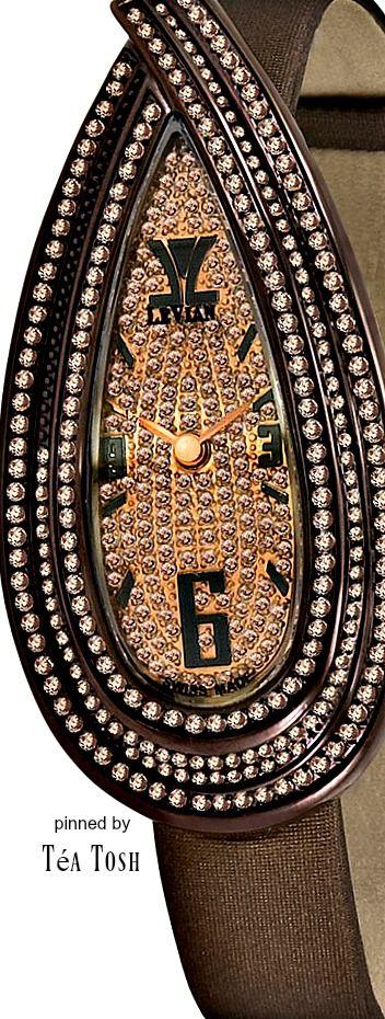 ❇︎Téa Tosh❇︎Le Vian, Chocolate Diamonds®, Timepiece