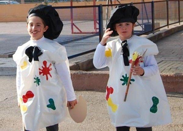 Disfraces Con Bolsas De Basura Fotos Difraces Con Bolsas De Basura Disfraz De Profesiones Disfraces Baratos Disfraces Infantiles