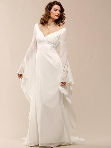 Robe pronuptia th mis taille 40 42 en vente sur annonces for Quand les robes de mariage seront elles en vente