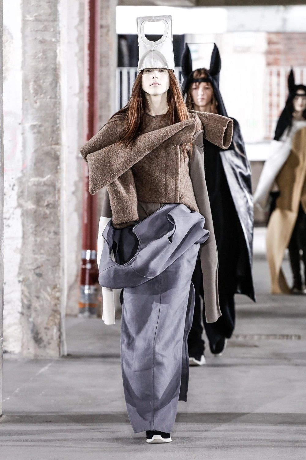 THIS IS THE LOOK: ofAnti-Fashion.