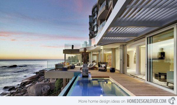 The Eye Catching And Luxurious Clifton View 7 Apartment In South Africa