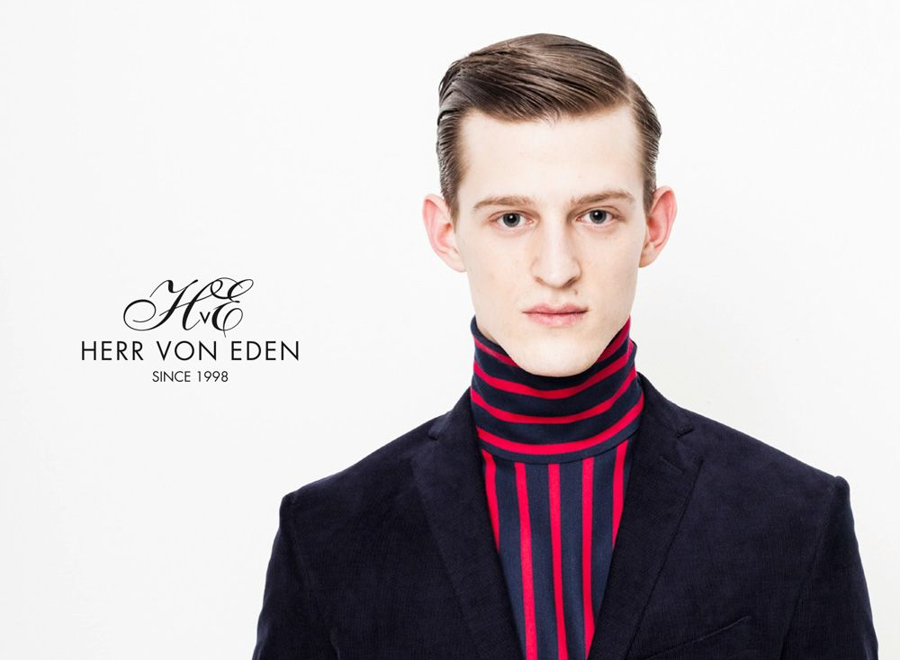 Adam Merks - HERR VON EDEN
