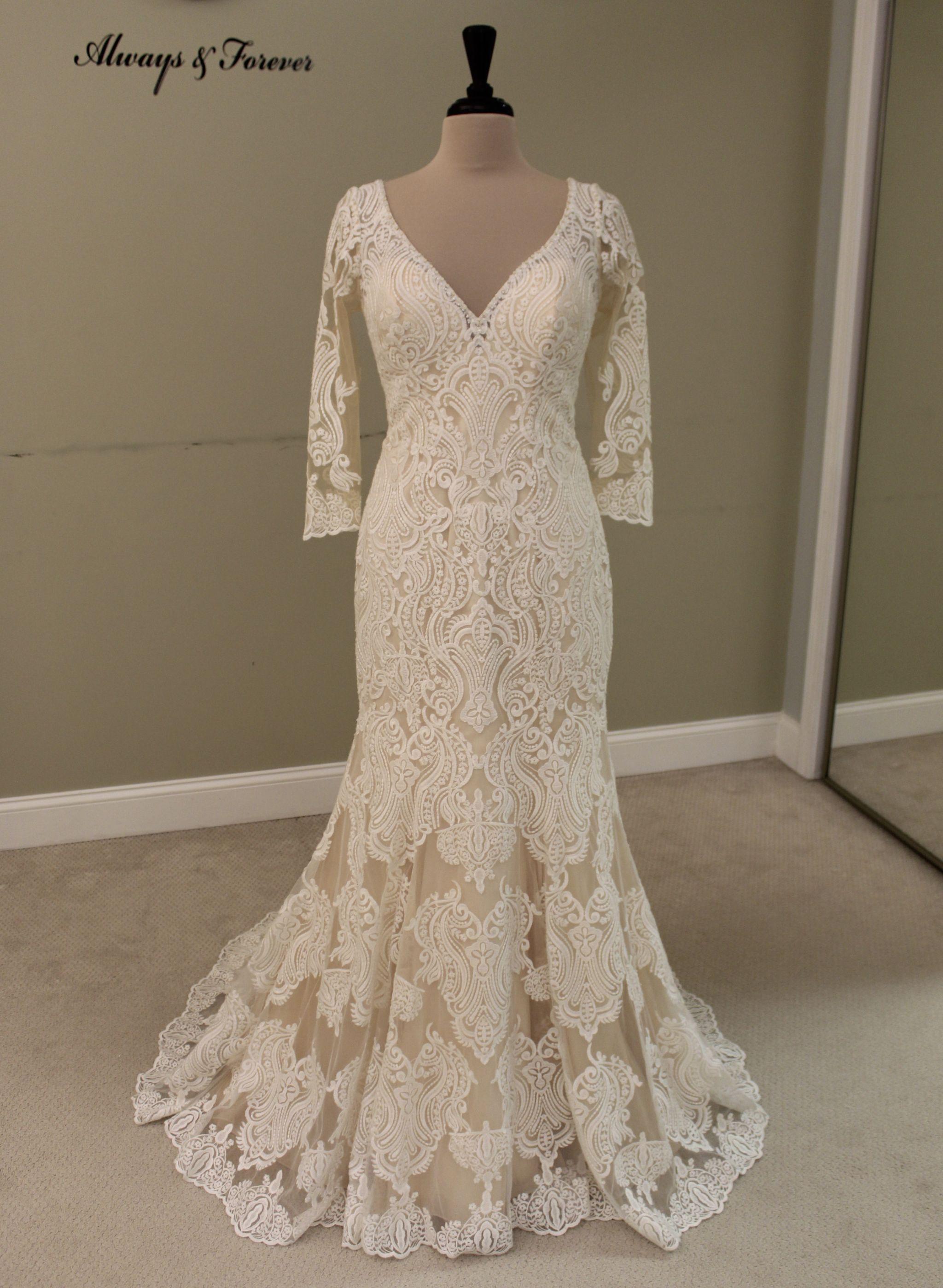 155bca2a43e Allure Bridals 9472