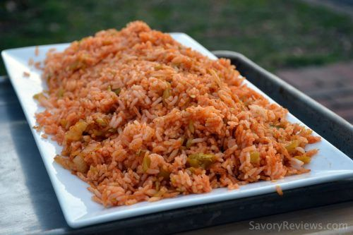Mexican Fried Rice Recipe Blackstone Mexican Fried Rice Fried Rice Rice