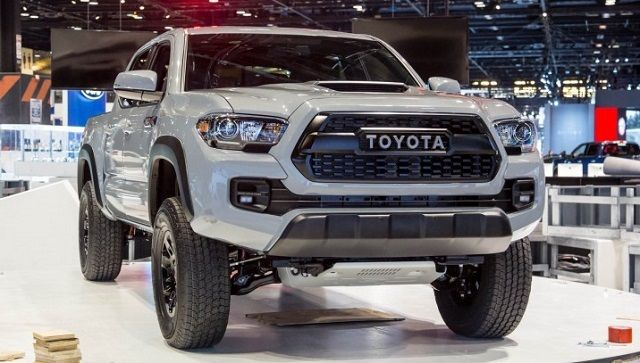 Toyota Tacoma V8 >> The 2018 Toyota Tundra Will Come With Cummins Diesel V8 Engine For