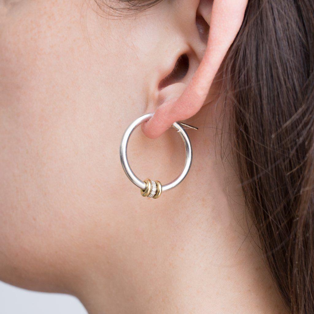 d586a6606e8ca Argo SG | Earrings | Earrings, Hoop earrings, Jewelry