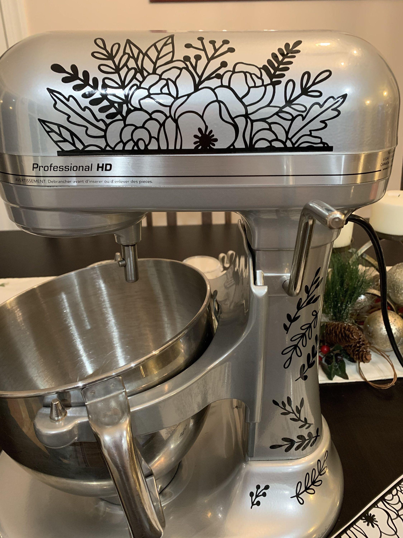 Pin On Kitchenaid Mixer Decals