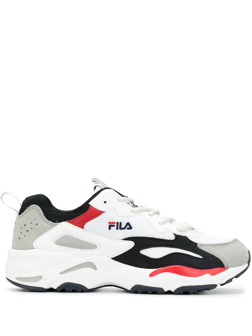 FILA FILA RAY TRACER SNEAKERS WEIß. #fila #shoes | Fila in