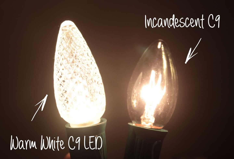Warm White Comparisonb In 2019 Lighting Christmas Lights