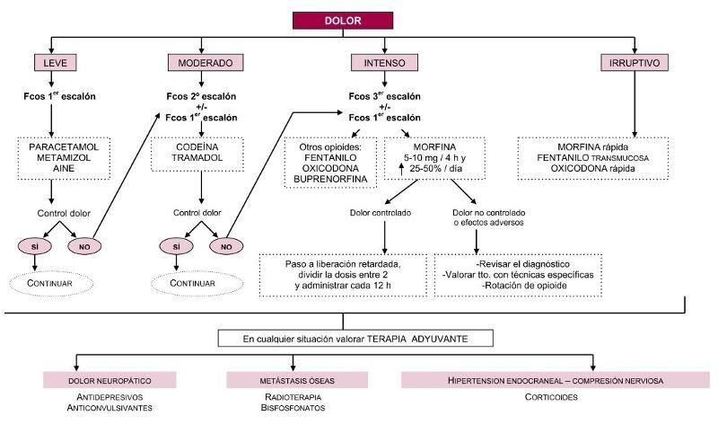 algoritmo de tratamiento de la osteoartritis para la diabetes
