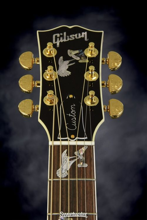 Gibson Custom Hummingbird Guitar