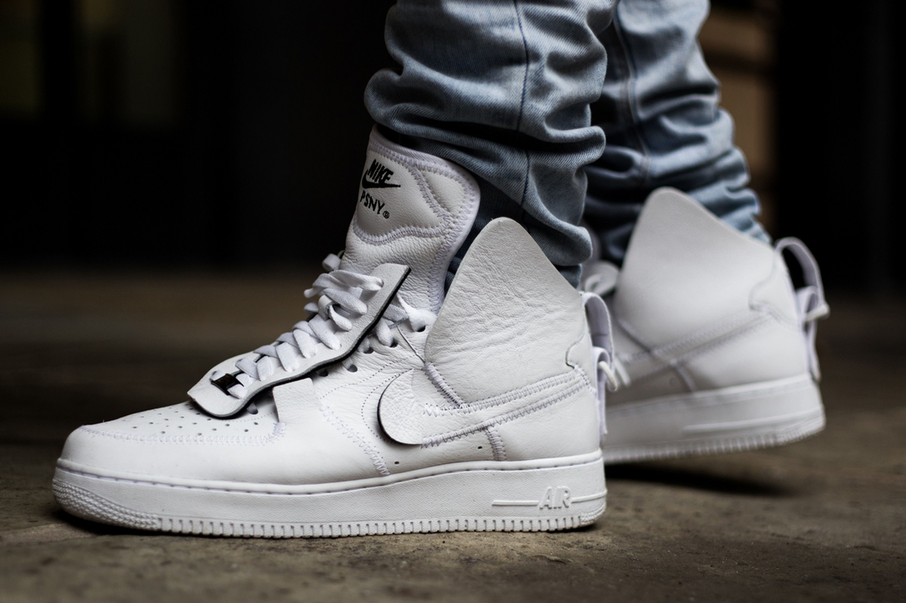 WAVE® | Nike Air Force 1 High PSNY : Release Date