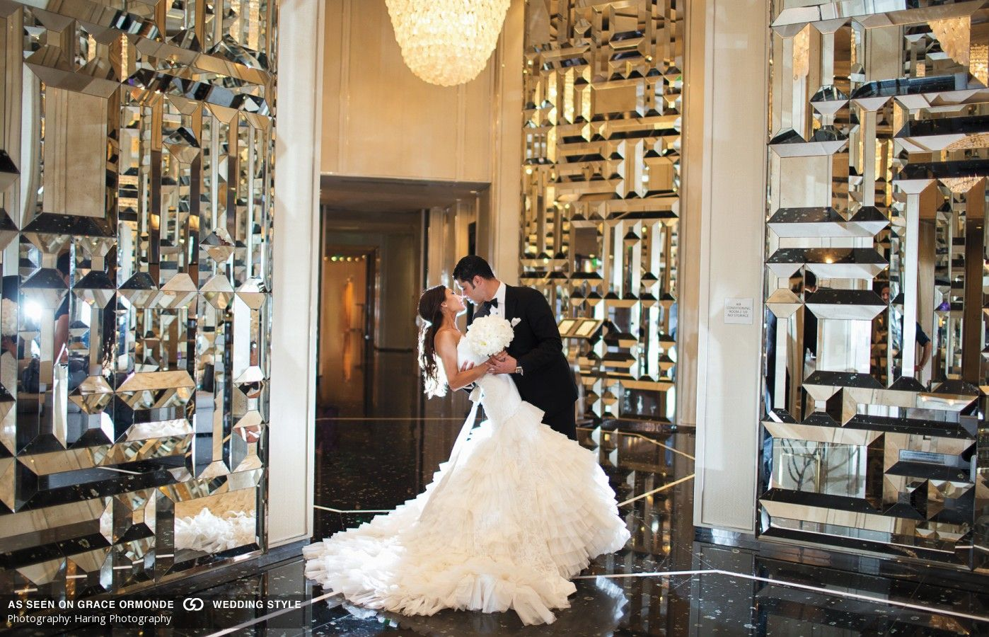 Photo By Maloman Studios Of St Regis Bal Harbour Grand Hall Wedding Pinterest Stuff And Weddings