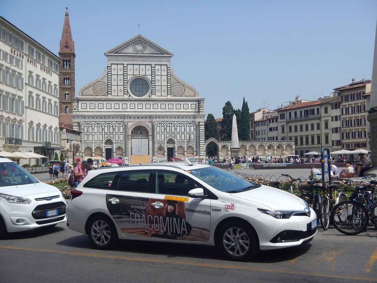 Taxi Pitti Firenze Toscana