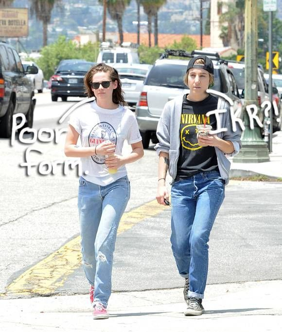 Kristen Stewart's Mom Now Denies Outing Her Daughter, But The Reporter Says She Has The Quotes On Tape!