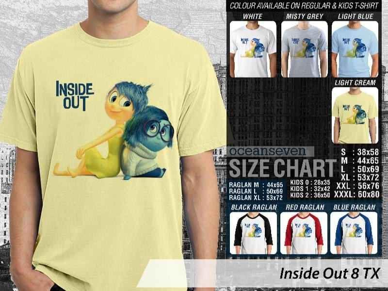 Kaos Film Inside Out Kaos Anime Inside Out Anak Anak Kaos Inside Out Couple Family Film Minion Funny Sketches Kids Tshirts