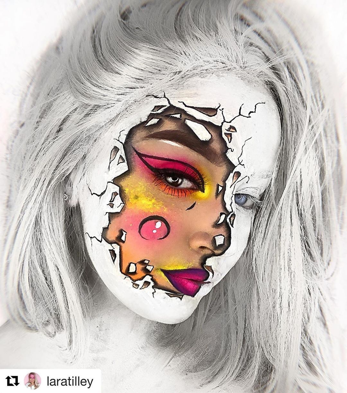 30 Best Halloween Makeup Ideas on Instagram in 2019 (With