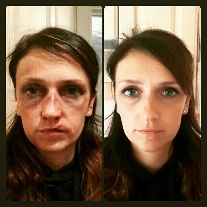 Image result for fx SWOLLEN make up