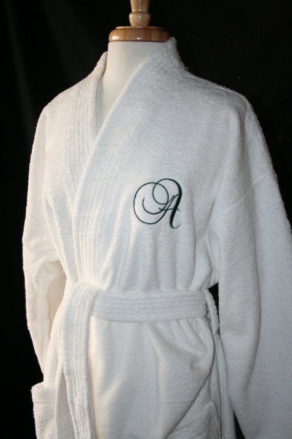 e2a9d2f3d8 PERSONALIZED Luxury Five Star Turkish Cotton by EmbroideryMark