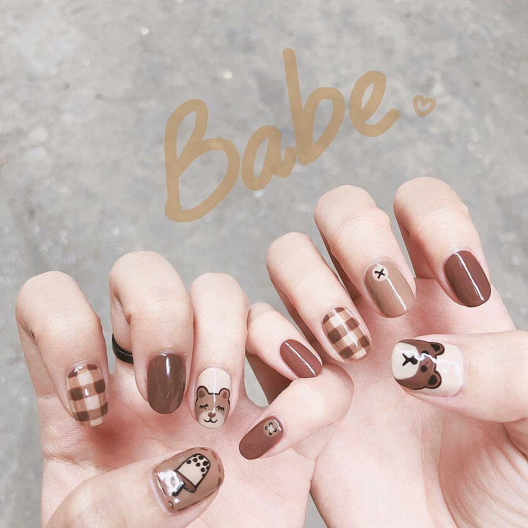Black and White Nails   Nail swag, Móng tay, Móng chân