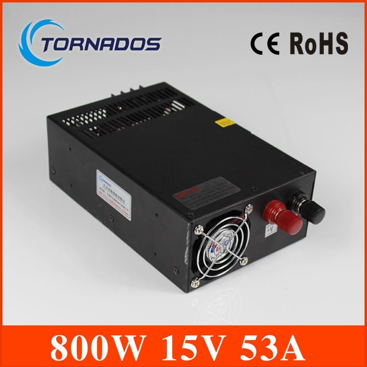 106.40$  Watch here - http://alijt1.worldwells.pw/go.php?t=32338863009 - high quality switching power supply 15v 800w ac dc converter  indoor led driver For led strip display cctv and 3d printer 106.40$