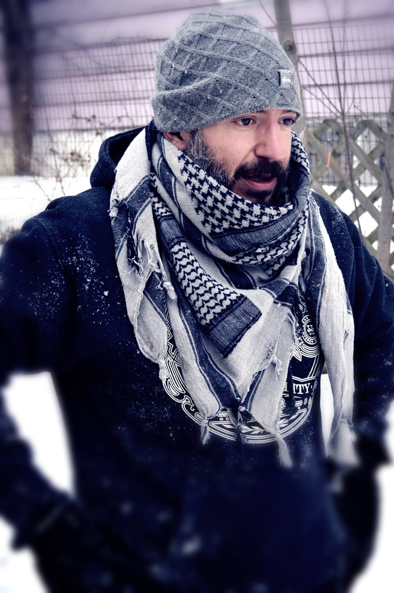 shemagh scarf - survival style | Shemagh Fashion ...