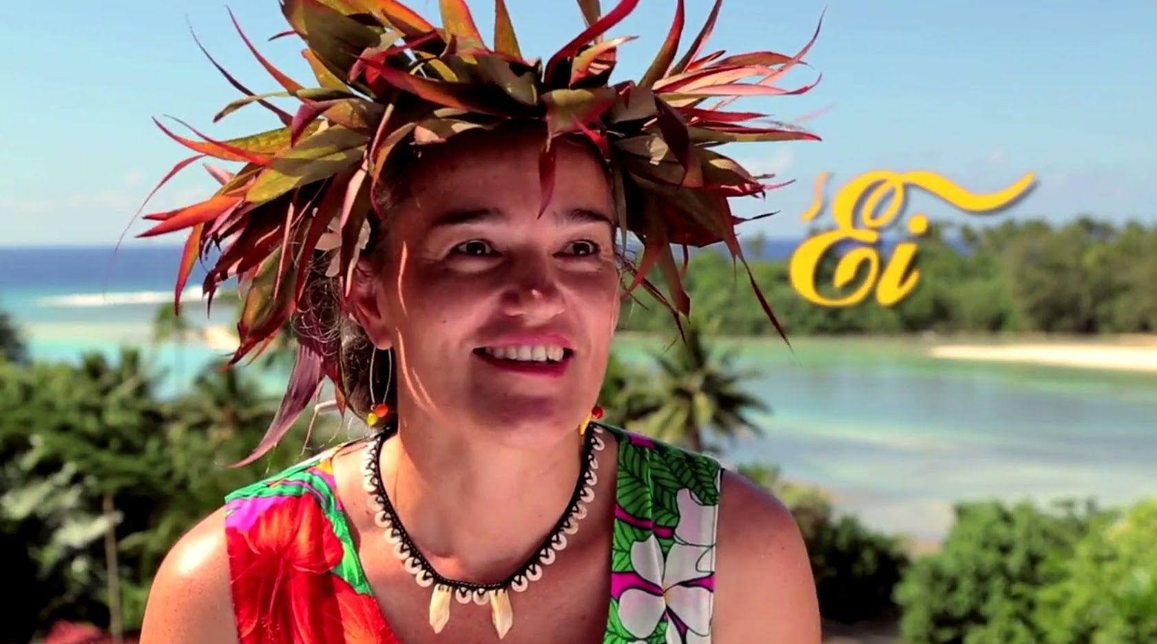 How To Make A Cook Island Ei Crown Of Flowers Worn By Cook