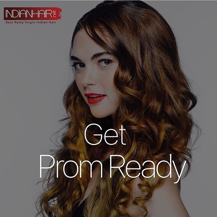 Prom Is Coming Quick Ladies Shop Your Hair Now Make Sure To