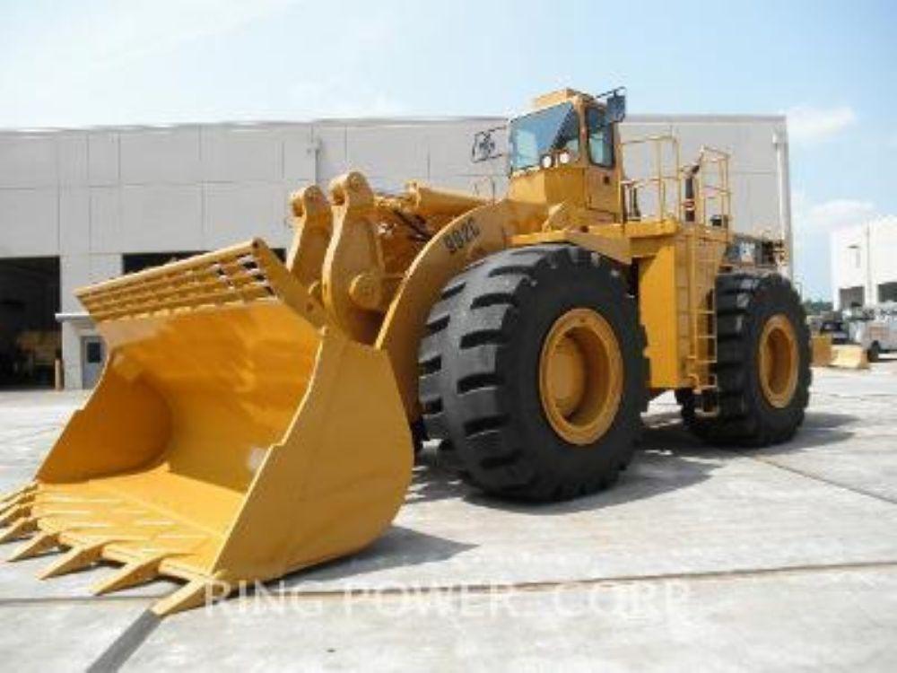 Caterpillar 992C Wheel Loaders for Sale in 2020 Heavy