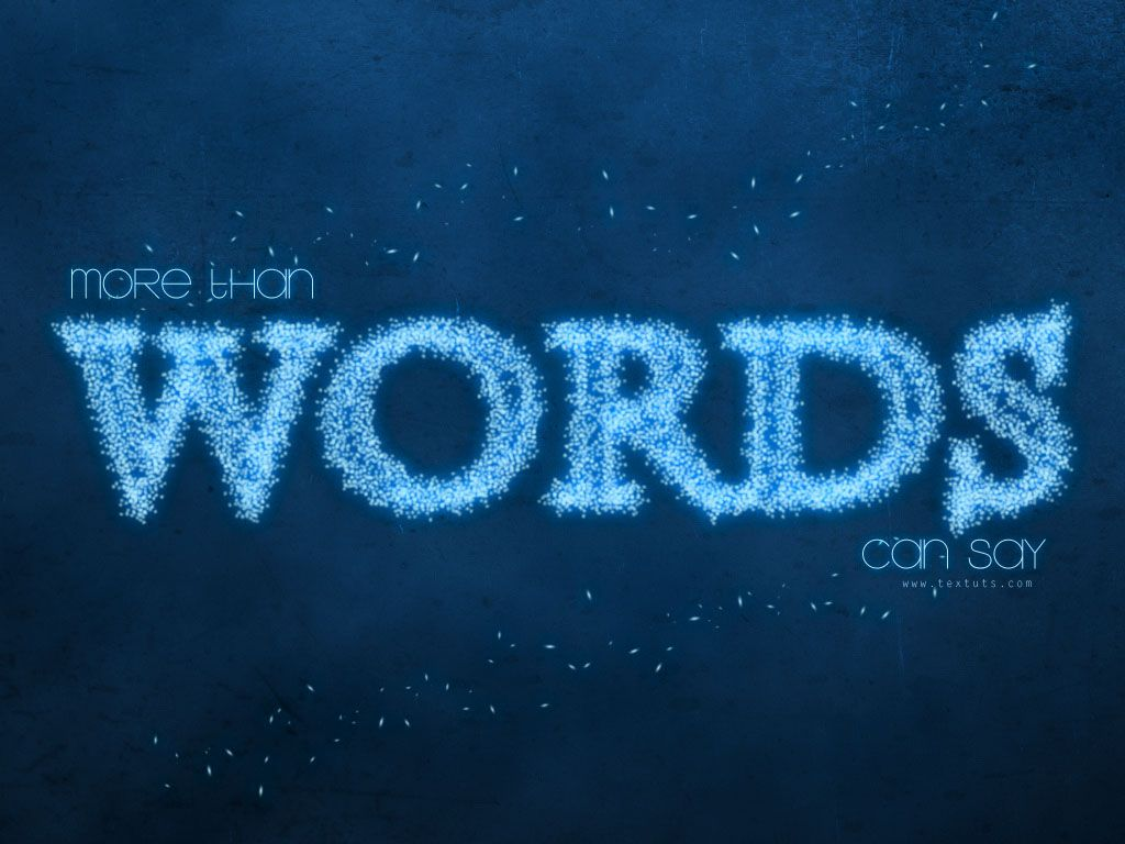 50 carefully selected photoshop text effect tutorials fireflies 50 carefully selected photoshop text effect tutorials baditri Images