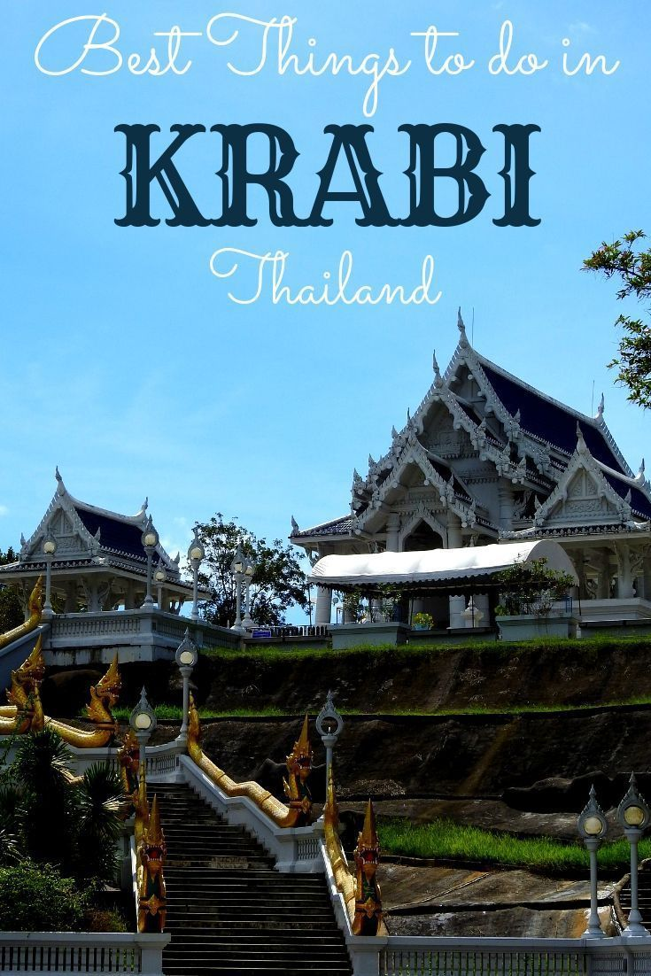 15 Amazing Things to Do in Krabi, Thailand Best beach in