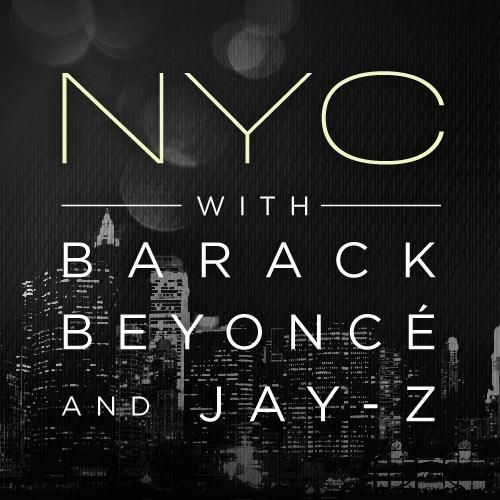 Today only: Enter for your chance to spend an evening with Barack Obama, Beyonce, and Jay-Z. http://OFA.BO/W8gEFC