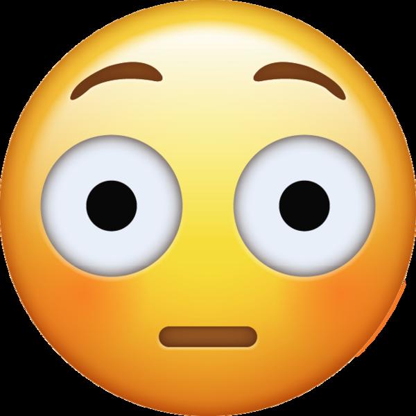Flushed Emoji Download Iphone Emojis Imagens De Emoji Emoji De Oculos Desenho De Emoji