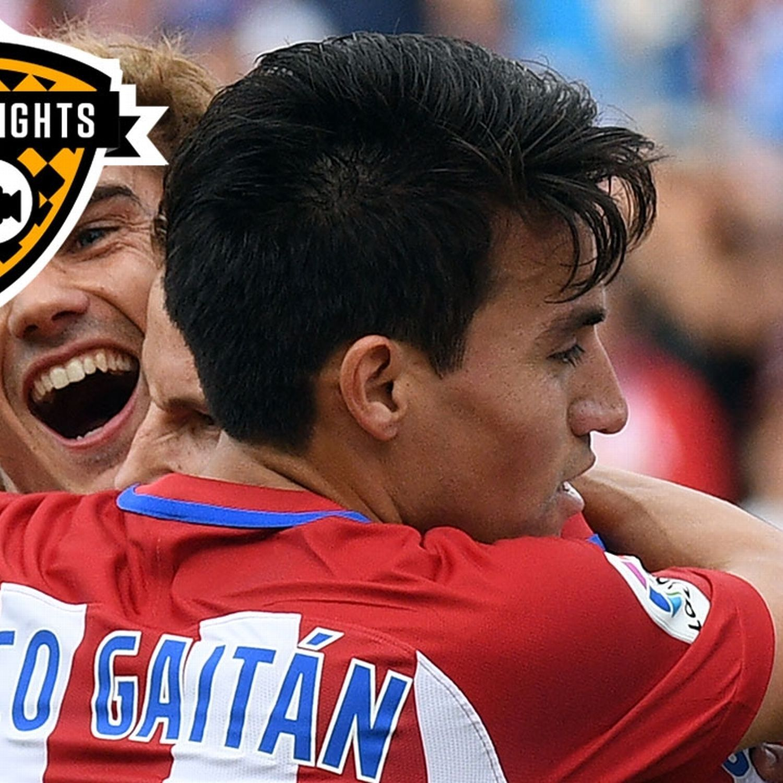 Highlights: Atletico Madrid 1-0 Deportivo